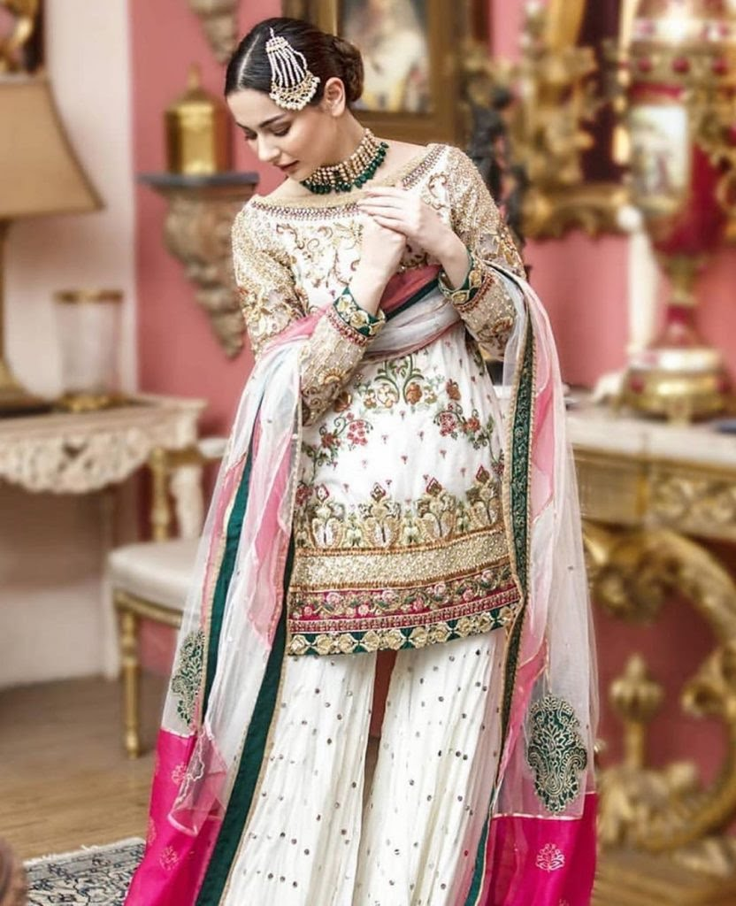 Hania Aamir In Traditional Dress Looks Like A Dream 40